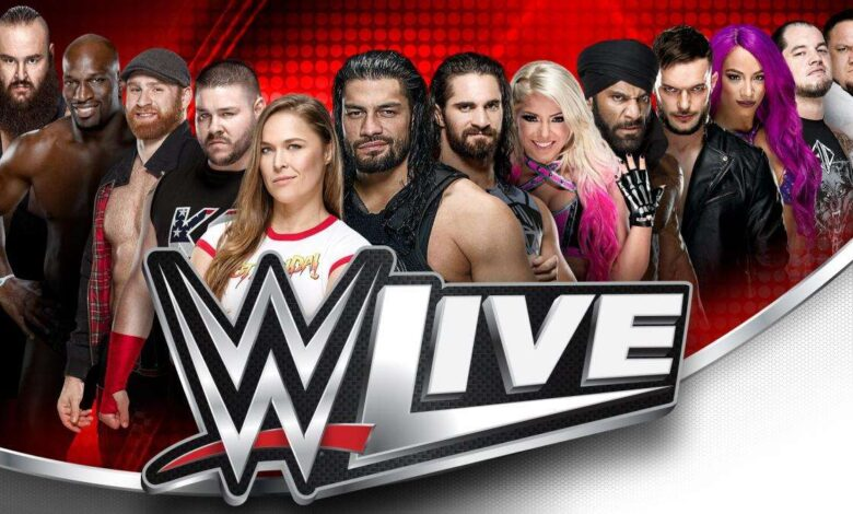 How to watch WWE live online for free