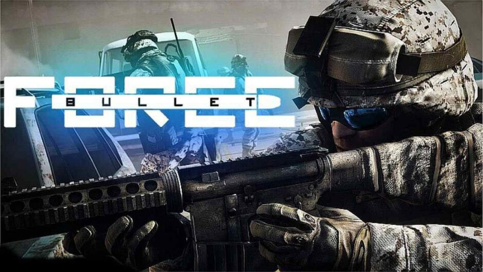 Bullet Force Android shooting games
