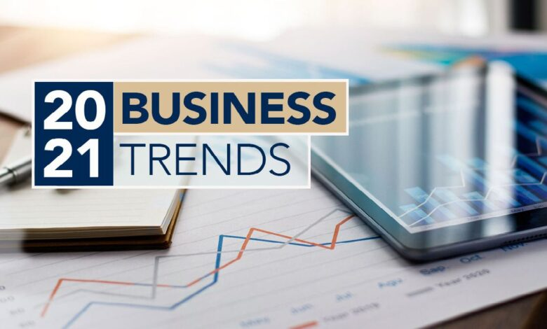 Top Challenges And Trends In Business In 2021