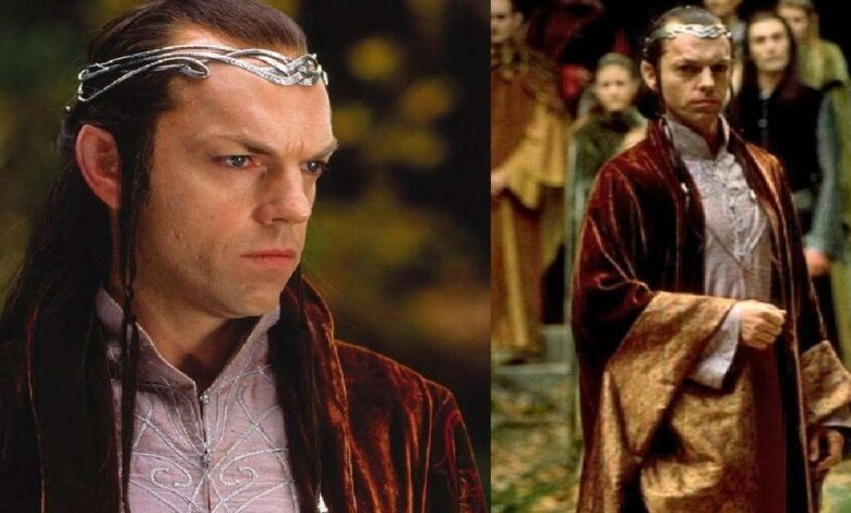 Who is Elrond?