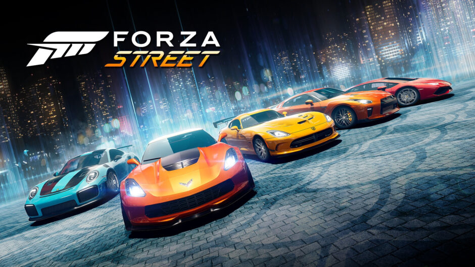 Forza Street - Racing  Android games