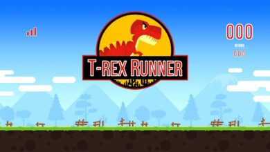 Photo of How to Play the Chrome T-Rex Runner Game in 3D