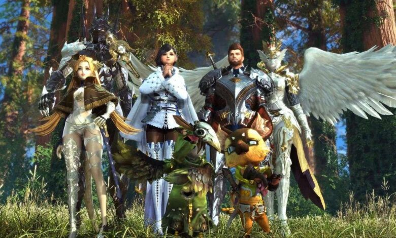 Pay to Compete: Korean MMOs Should Offer Links to Farming Services