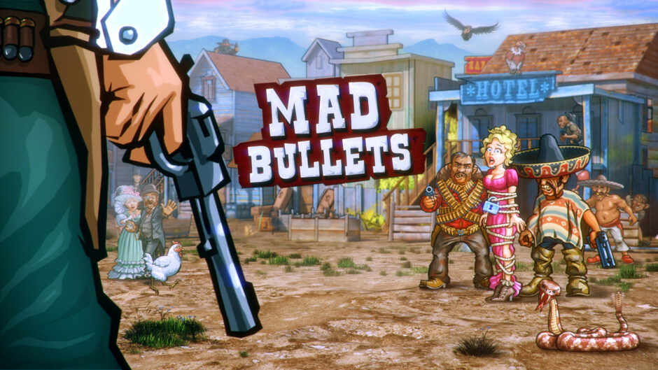 Mad Bullets Android shooting games