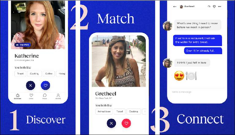 Match gets into a serious relation ship