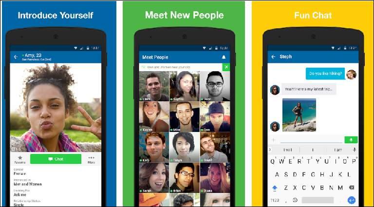Skout dating app