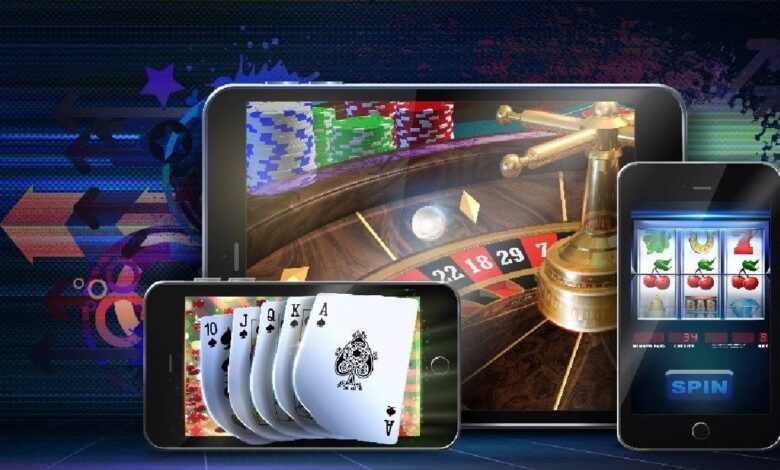The birth and development of the online casino