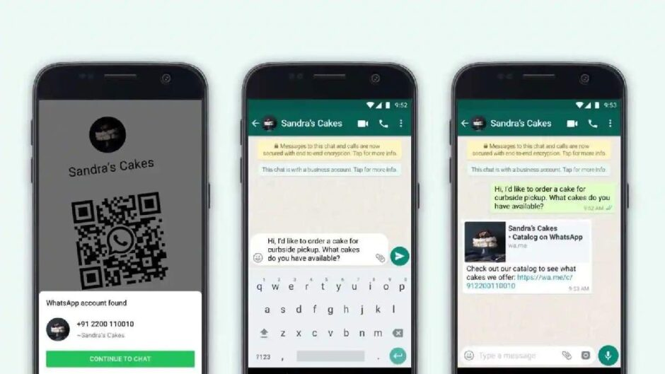 Product catalogue on WhatsApp: Benefits for your business