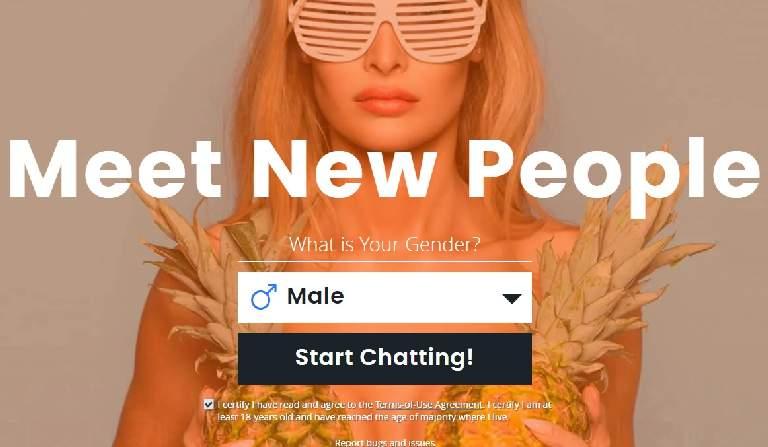 Shagle – Free Random Video Chat - Talk to Strangers!