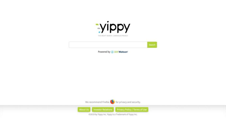 yippy-search-engine