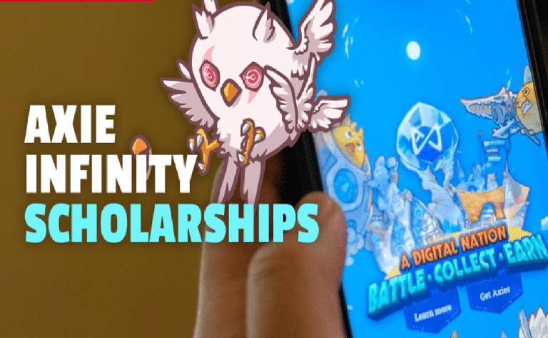 Axie Infinity: Scholarships for Gamers