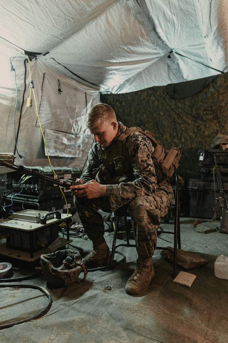 Why the Military Should Take Advantage of The Current and Developing Technologies