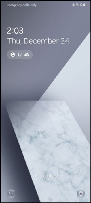 Minimalist Light Luxury Marble