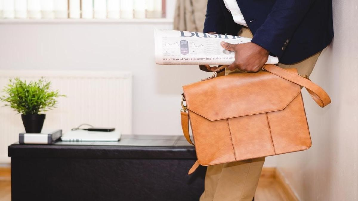 Two Things Every Businessman Can't Travel Without