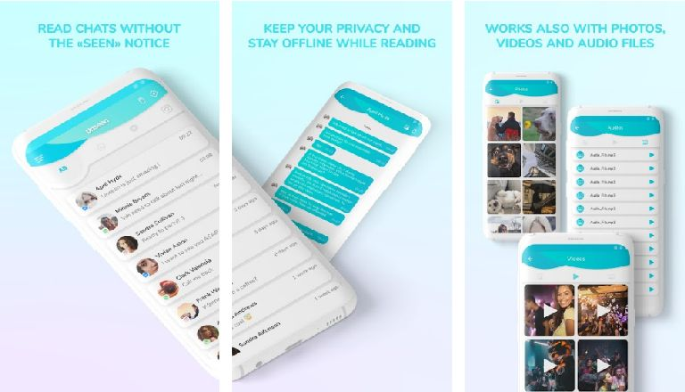 Unseen app to keep yourself offline on WhatsApp while texting