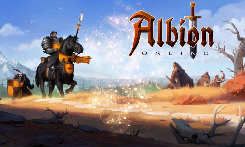 Albion Online — The Game Where You Can Earn Real Money