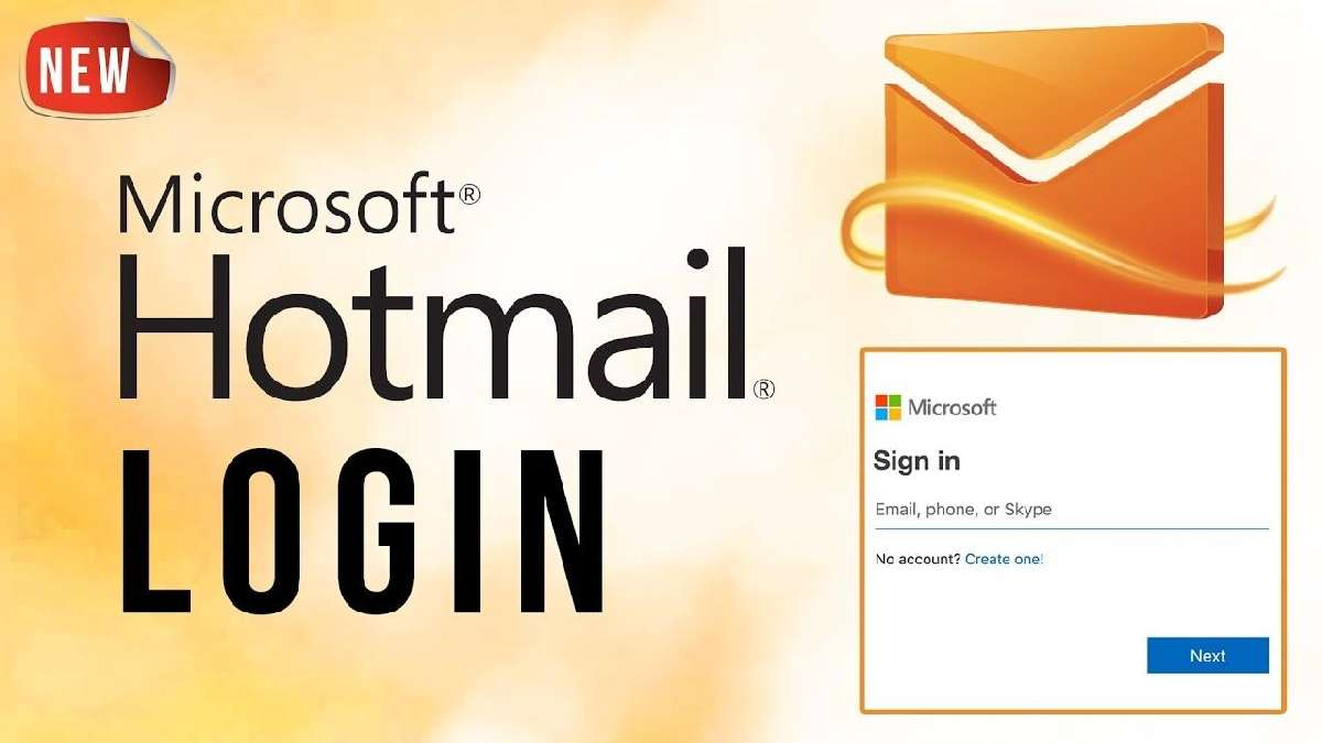 Hotmail Sign In: Access The Mail Inbox Directly