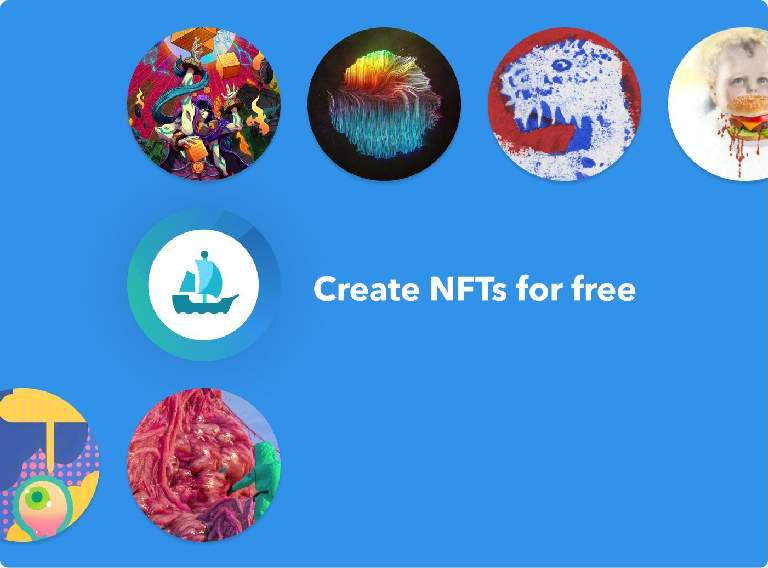 Investment: How to create a free NFT?