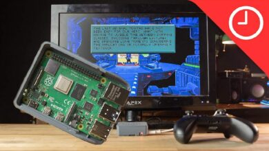 Photo of How To Turn A Raspberry Pi Into A Portable Retro Console