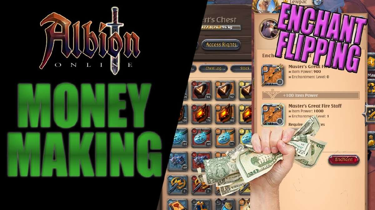 Tips and recommendations to increase profits in Albion Online