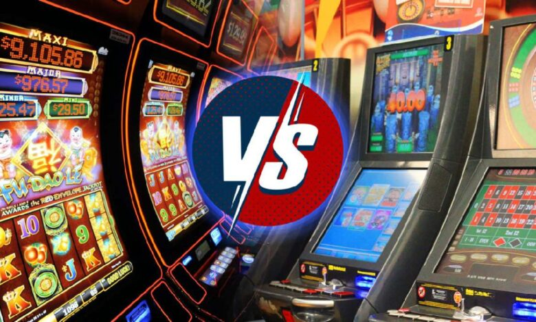 Arcade Slot Games vs Jackpot Slots: Which are the best