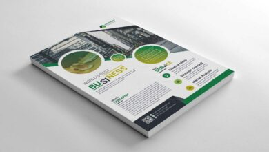 Photo of 4 Types of Flyers to Used for Marketing