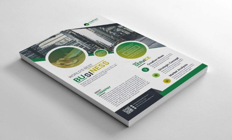 4 Types of Flyers to Used for Marketing