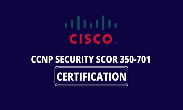 Implementing and Operating Cisco Security Core Technologies (SCOR 350-701)