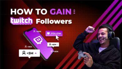 Photo of 7 Best Ways To Gain Twitch Followers