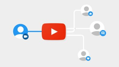Photo of Youtube is not just videos: it's stories, broadcasts and publications.