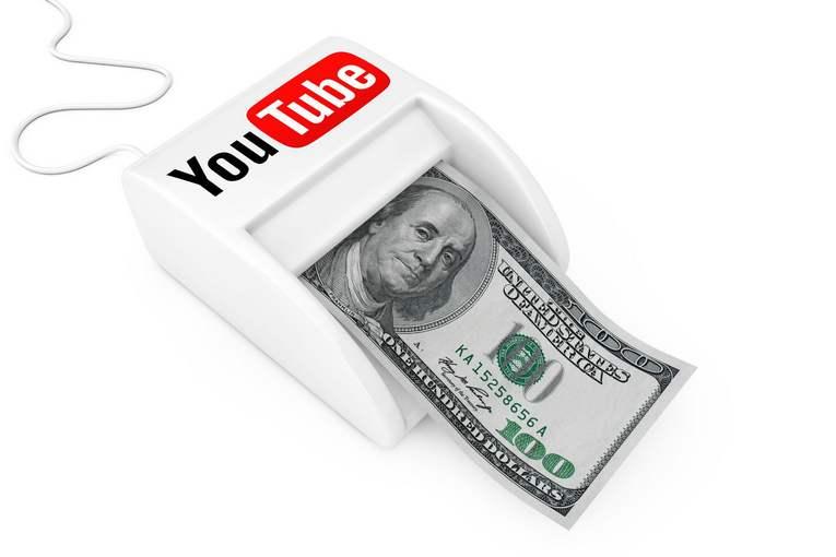 youtube monetizing