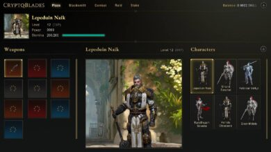 Photo of CryptoBlades: A Play-to-earn Game Where You Can Earn Cryptocurrencies