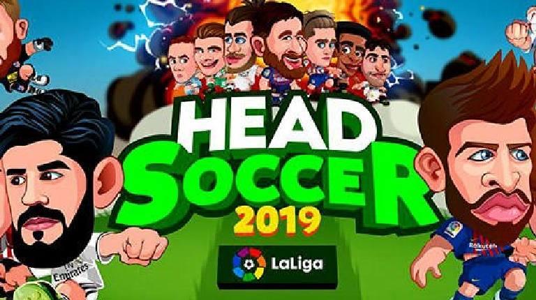Head Soccer LA LIGA 2019 - Soccer Games