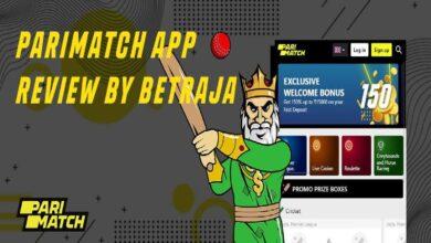 Photo of Parimatch App Review